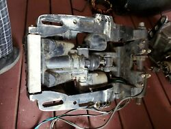 2000 Evinrude Johnson 200 Hp - 225 Power Trim And Tilt 2-wire
