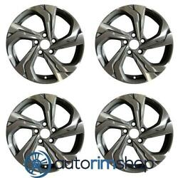 New 17 Replacement Wheels Rims For Honda Accord 2018-2020 Set Machined With ...
