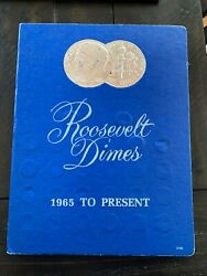 Roosevelt Dimes Set 1965-1999 Or 25.00 Each One