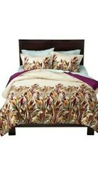 Missoni For Target Creeping Floral 3 Pcs Full/queen Comforter And 2 Shams Set Nwt