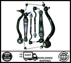 Lower Front Suspension Control Arms Kit L-r For Bmw Series 5 E39, 7 E38 X5 X6
