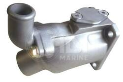 P4bow - Cast Stainless Steel Mixing Elbow
