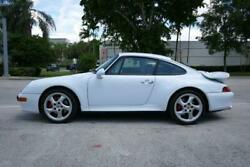 1997 Porsche 911 Turbo AWD 2dr Coupe Performance Auto Wholesalers 911 Turbo AWD 2dr Coupe White Coupe Doral