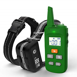 TBI Pro Professional K9 Dog Shock Training Collar with Remote Long-Range with