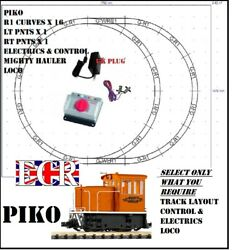 Piko G Scale 45mm Gauge Select Track Layout Controller Electrics Loco