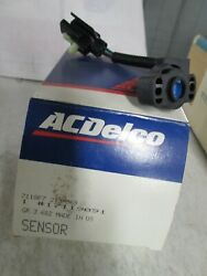 Ac Delco 213-869 Throttle Position Sensor  See Picture For Application