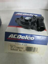Ac Delco 213-896 Throttle Position Sensor  See Picture For Application