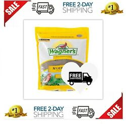 Wagnerand039s 62051 Nyjer Seed Bird Food 5-pound Bag The Favorite