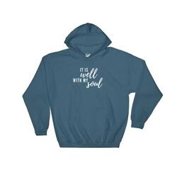 It Is Well With My Soul Hoodie