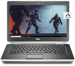 Dell Latitude Business Gaming Laptop HD Intel Core i5 3.20GHz 16GB RAM 2TB SSD $311.00
