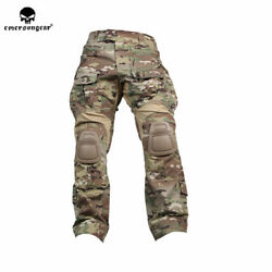 Emerson G3 Combat Pants Army Multicam Military Tactical Trousers Duty Pants MC