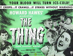 63397 The Thing From Another World Wall Print Poster Ca