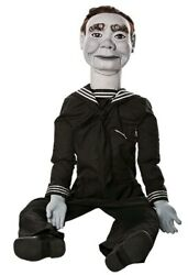 The Twilight Zone - The Dummy Willie Puppet Prop-ttsmacbs100