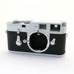 From Japan Leica M2 With Self-timer Film Camera②