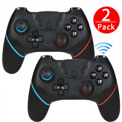 New Wireless Pro Gamepad Joypad Remote For Nintendo Switch Ns Console Controller