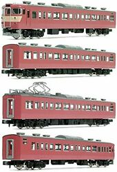 Tomix N Scale 92209 415 Series Suburban Trains Old Paint Basic