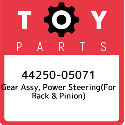44250-05071 Toyota Gear Assy Power Steeringfor Rack And Pinion 4425005071 New