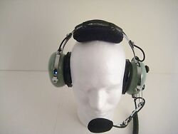 David Clark H10-66 Remanufactured General Aviation Headset With High/low Switch
