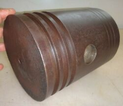 Piston For 7hp To 8hp Hercules Economy Hit Miss Gas Engine Very Nice