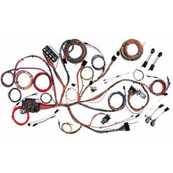 64-66 Mustang Classic Update Series Complete Body And Interior Wiring Harness Kit