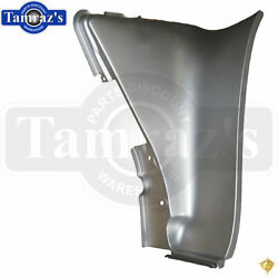57 Chevy Wagon Tail Pan To Quarter Panel Filler Section Patch Extension - Lh