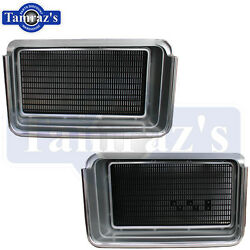 For 1971 71 Cutlass 442 Grille Grill Pair New