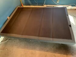 Adjustable Base, Fits Queen Size Mattress, Lightly Used, From Mattress Firm