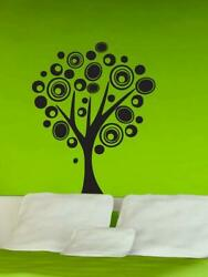 Wall Decals Tree Art Wall Stickers For Kids Rooms PVC Home Decor 12x15 Inch