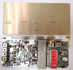 Racal Ra6778c A2 First Mixer Board A07215-5 B1 S/n 2-1053 Tested And Working