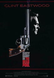 67923 The Dead Pool Movie Clint Eastwoo Liam Neeson Wall Print Poster Affiche