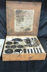 Blue-point Ya3580 Fwd Hub And Bearing Tool Kit Specialty Tools Gm Ford Chrysler