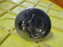 3 Od Hatch Handle Latch Round Stainless Steel 1.5long Arm