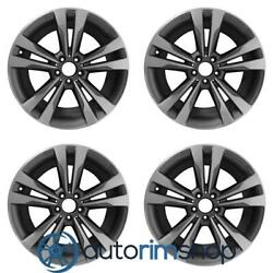 Mercedes S550e S600 2014-2016 19 Factory Oem Staggered Wheels Rims Set