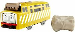 Thomas And Friends Trackmaster Motorized Railway Crash And Repair Diesel 10 Train