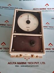 Nor Control Rpm 0 To 100 Meter