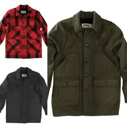 Stormy Kromer Menand039s The Mackinaw Coat - Various Sizes And Colors