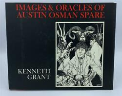 Images And Oracles Of Austin Osman Spare Kenneth Grant Signed Occult Magick