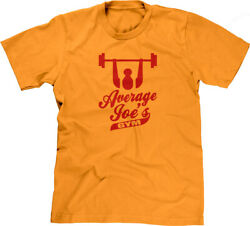 Average Joeand039s Gym T-shirt Funny Dodgeball Movie Cool Funny Tshirts For Men Guys