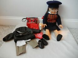 American Girl dolls Felicity KristenMolly Samantha and numerous accessories $9500.00