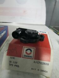 Ac Delco 17112609 Tps Throttle Position Sensor   See Applications In Photo