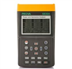 Power And Harmonics Analyzer Prova-6830a With 3000a Current Clamp As