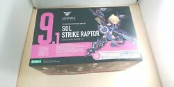 Megami Device Sol Strike Raptor Total Height About 180 Mm 1/1 Scale