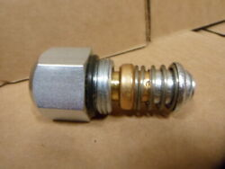 Vernatherm Lycoming Oil Cooler Bypass Valve Ct16-193-02 170f