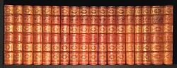 Diary Of Samuel Pepys Complete 18 Volumes 108/500 Limited Edition 1899 Leather