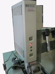 Hp 5890a Series Ii Gas And G1512ax And Gc System Injector And 10833b And 18593b T-cycle