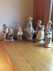 Lladro Figurines From Spain - Excellent Condition- Can Be Sold Separately