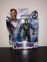 Marvel Avengers: Endgame Team Suit Iron Man 6 Inch Action Figure Tony Stark