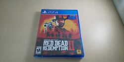 Red Dead Redemption 2 North America - Ps4