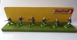 Britains Deetail 7th Cavalry Set Toy Trade Fair Advertising Display Plastic 1.32