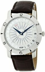 Tissot Watch Heritage Automatic Cosc Silver T0786411603700